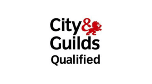 city and guilds qualified logo