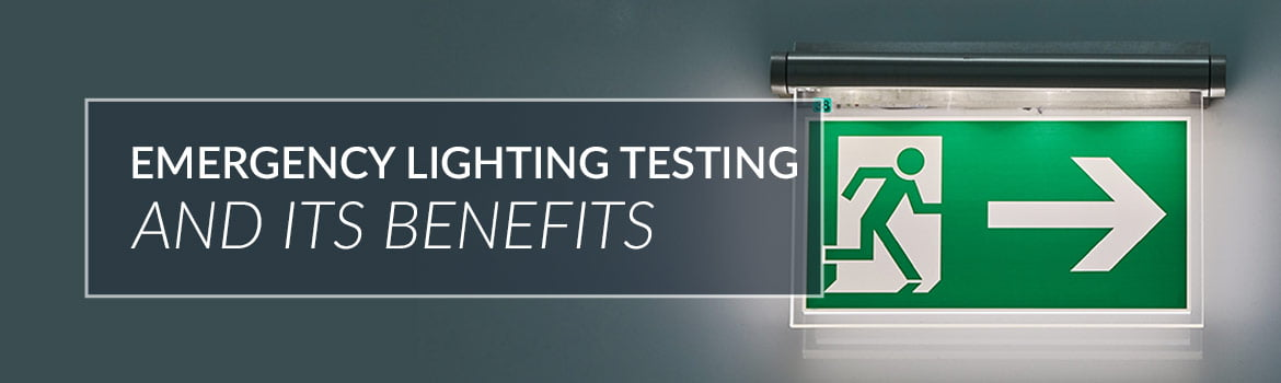 emergency lighting testing page banner