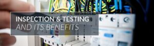 inspection and testing banner