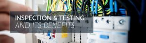 inspection and testing page banner