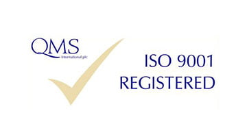 qms ios 9001 registered