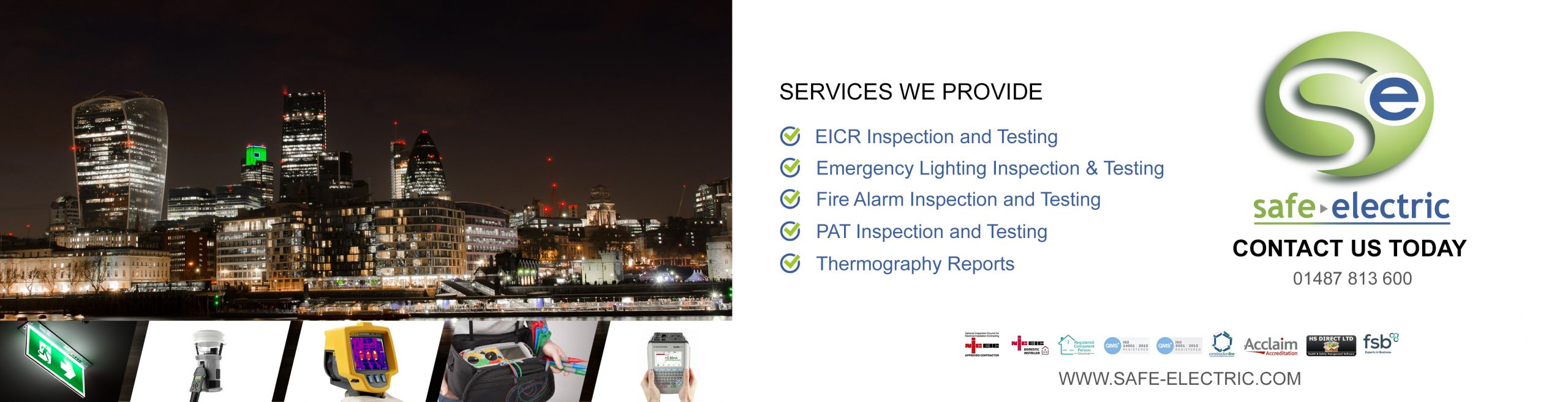 Safe-Electric Services