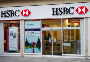 HSBC Banks 250 Branches