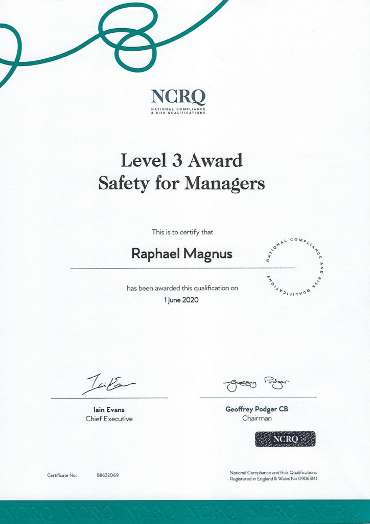 NCRQ for Managers