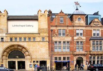White Chapel Art Gallery