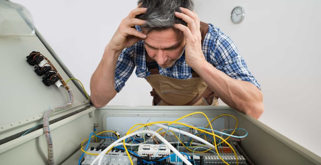 Testing for Electrical Problems